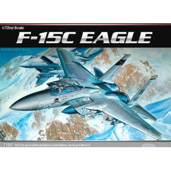 Модель самолета  F-15C (1:72)