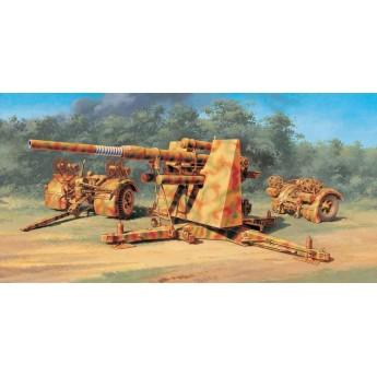 Модель пушки 8.8 Cm. FLAK 37 AA Gun (1:48)