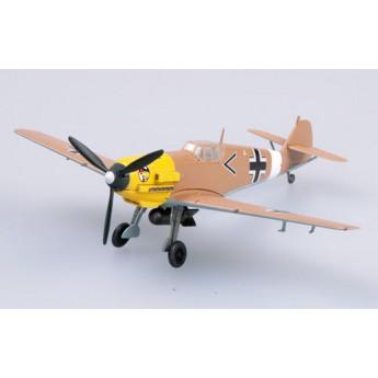 Модель самолета Мессершмитт Bf109E-7/trop (1:72)