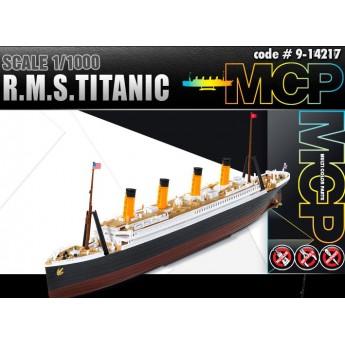 Лайнер RMS TITANIC  (1:1000)