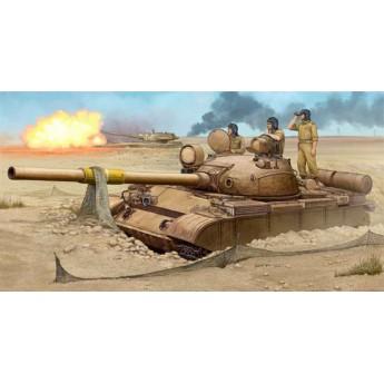 Модель Т-62 мод. 1962г Иракской армии (1:35)
