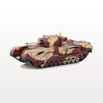Коллекционная модель британского танка