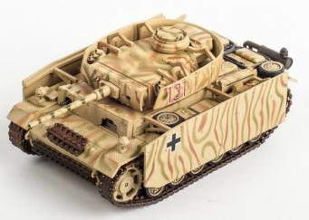 Модель танка Panzer III