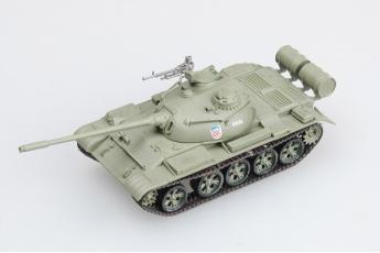 Модель российского танка Т-54