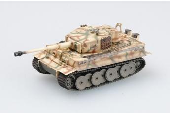 Модель немецкого танка TIGER 1 1/72
