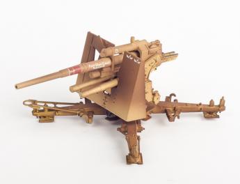 Модель зенитного орудия 8,8cm Flak18 - 19.Flak.Div.