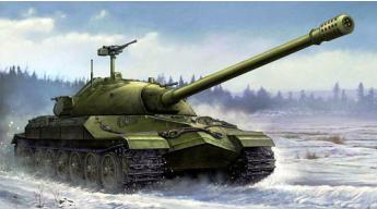 Модель боевого танка для сборки своими руками