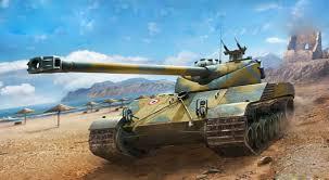 Танк из онлайн игры «World of Tanks»