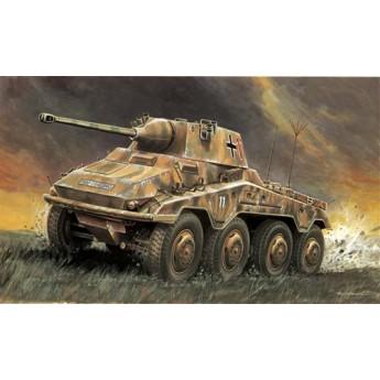 Модель танка Sd.Kfz. 234/2 PUMA (1:35)