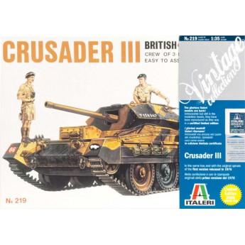 Модель танка CRUSADER III (1:35)