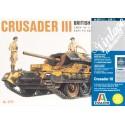 ITALERI 0219 Сборная модель танка CRUSADER III (1:35)