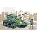 ITALERI 0225 Сборная модель танка M4 A1 SHERMAN (1:35)
