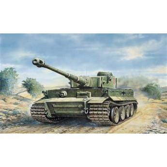 Модель танка TIGER I AUSF. E/H1 (1:35)