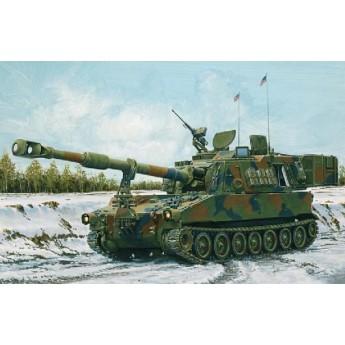 Модель танка M-109 A6 PALADIN (1:35)