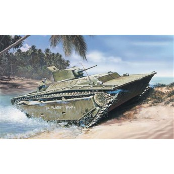 ITALERI 6384 Сборная модель бронеавтомобиля LVT-(A) 1 ALLIGATOR (1:35)