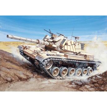 Модель танка M60 BLAZER (1:35)