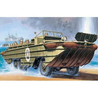 Модель бронеавтомобиля DUKW (1:35)