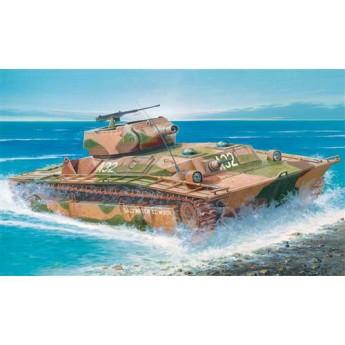 Модель бронеавтомобиля LVT (A) 4 (1:35)