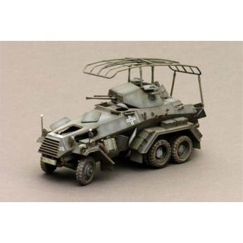 Модель бронеавтомобиля SD.KFZ.232 6 RAD (1:35)
