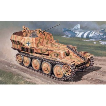 Модель танка SD.KFZ. 140 FLAK PANZER 38 GEPARD (1:35)