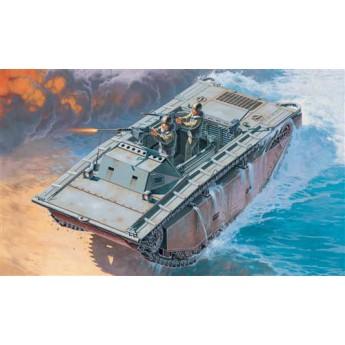 Модель бронеавтомобиля LVT(A)-2 (1:35)