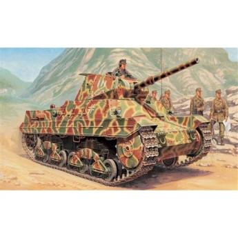 Модель танка Carro Armato P 40 PRM EDITION (1:35)