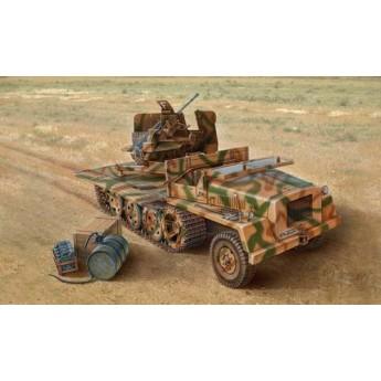 Модель бронеавтомобиля SWS with FLAK 43 (1:35)
