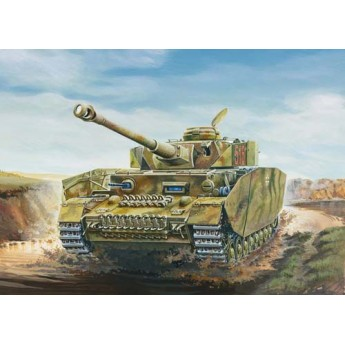 Модель танка Sd.Kfz. 161/2 PzKpfw. IV Ausf. H (1:35)