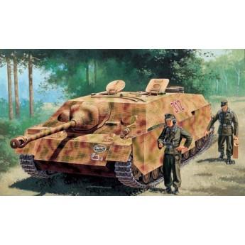 Модель САУ Sd.Kfz.162 Jagdpanzer IV Ausf.F L/48 late (1:35)