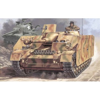 ITALERI 6491 Сборная модель САУ Sd.Kfz.167 STURMGESCHUTZ IV (1:35)