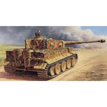 ITALERI 6507 Сборная модель танка Pz.Kpfw.VI TIGER I Ausf.E mid production (1:35)