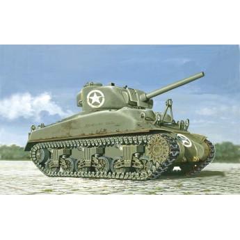 Модель танка M 4 SHERMAN (1:72)