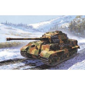 ITALERI 7004 Сборная модель танка Sd. Kfz. 182 KING TIGER (1:72)
