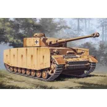 Модель танка PZ. KPFW. IV (1:72)