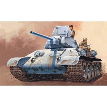 Модель танка T 34/76 m42 (1:72)