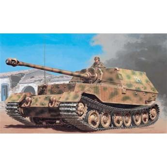 Модель САУ Sd. Kfz. 184 Панцерягер Элефант (1:72)