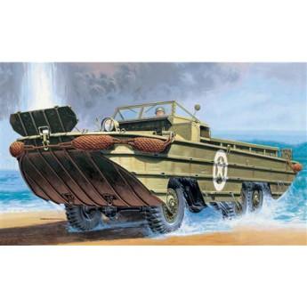 Модель бронеавтомобиля DUKW (1:72)