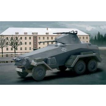 ITALERI 7046 Сборная модель бронеавтомобиля SD.KFZ. 231 6 RAD. (1:72)
