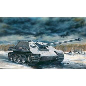 Модель САУ SD.KFZ.173 ЯГДПАНТЕРА (1:72)