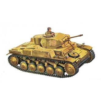 ITALERI 7059 Сборная модель танка Pz.Kpfw. II Ausf. F (1:72)