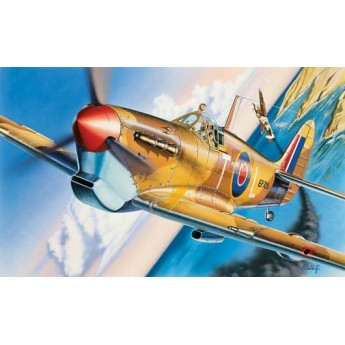 Модель самолета SPITFIRE MK.VB (1:72)
