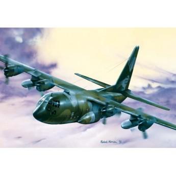 Модель самолета C-130 E/H HERCULES (1:72)