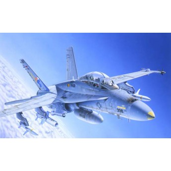 Модель самолета F/A-18C/D WILD WEASEL (1:72)