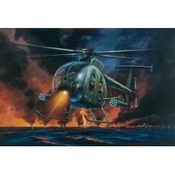 Модель вертолета AH-6 NIGHT FOX (1:72)