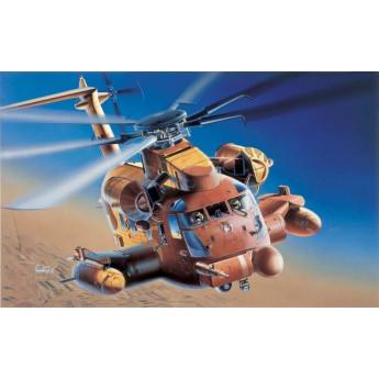 ITALERI 0030 Сборная модель вертолета MH-53J PAVE LOW III (1:72)