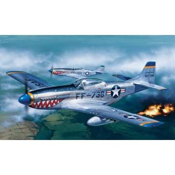 Модель самолета F-51D MUSTANG (1:72)