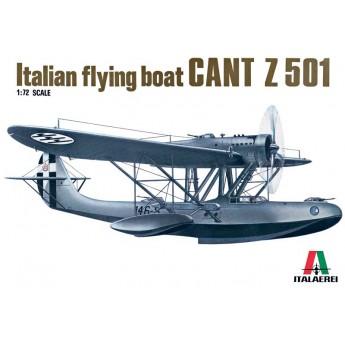 ITALERI 0112 Сборная модель самолета CANT Z 501 (1:72)