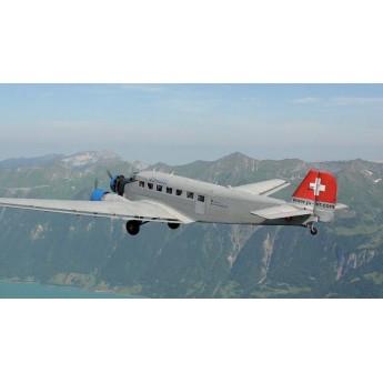 """Модель самолета JUNKERS JU-52 3/m """"TANTE JU"""" (1:72)"""