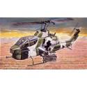 ITALERI 0160 Сборная модель вертолета AH-1W SUPER COBRA (1:72)