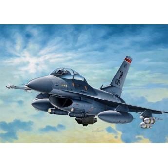 Модель самолета F-16C/D NIGHT FALCON (1:72)